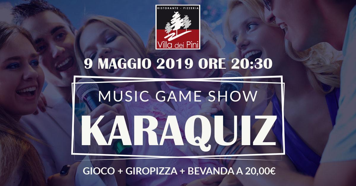 KARAQUIZ – MUSIC GAME SHOW
