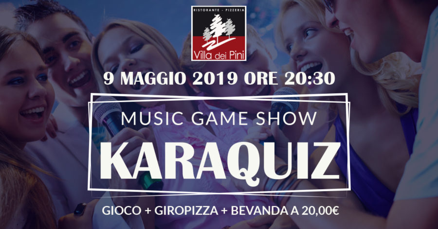 KARAQUIZ – MUSIC GAME SHOW