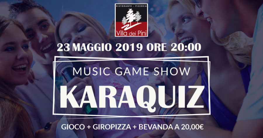 KARAQUIZ – MUSIC GAME SHOW 2