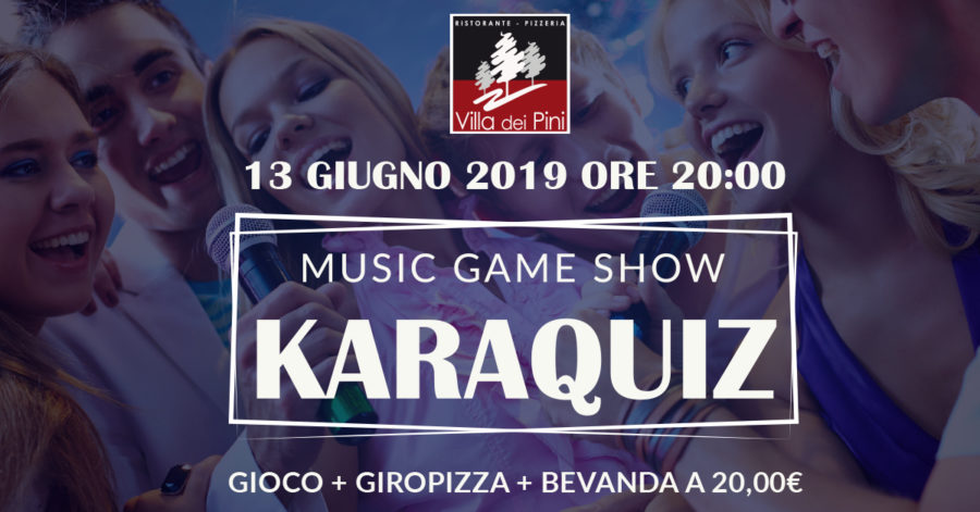 KARAQUIZ – MUSIC GAME SHOW 3